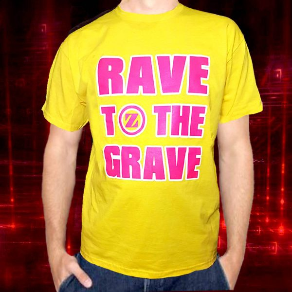 Rave to the grave merch photo 11 3 19