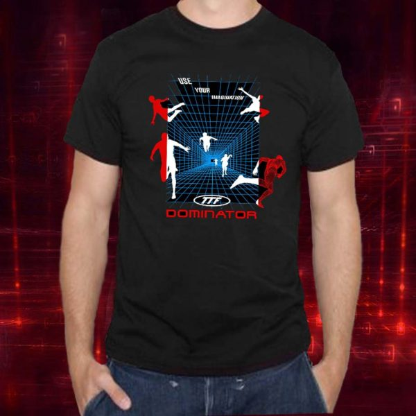 Dominator Grid Teeshirt Design